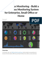 Continuous Monitoring - Build a World-Class Monitoring System for Enterprise, Small Office or Home – Austin Taylor