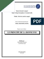 LE PRINCIPE DE LA BONNE FOI.pdf
