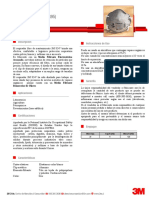 3M Protección Respiratoria Desechable  - 8247.pdf