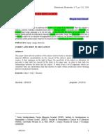 CRISORIO, R. Sujeto y cuerpo en educación. En Didaskomai, nº 7, 2016, pp. 3-21.