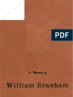 William Branham - Memorial Service (Updated)