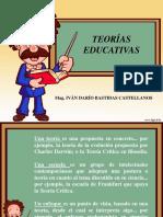 Presentación Teorias educativas