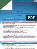 Data Mining  & Warehousing  01.pptx