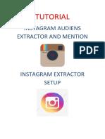 TUTORIAL Instagram