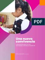 Protocolos para la Nueva Convivencia Educativa