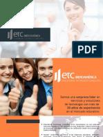 ETC Iberoamerica 2018
