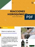 Semana 07 Reacciones Hidroquimicas_2.pdf UPN