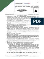 Q 2020 ForumIAS Test 18