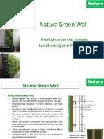 NaturaGreenWalls