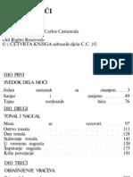 Castaneda-Price o Moci