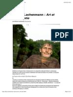 Accents online | Helmut Lachenmann