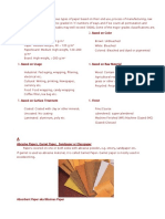 TYPES OF PAPER.docx
