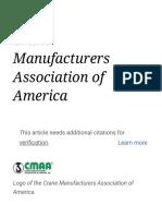 Crane Manufacturers Association of America - Wikipedia