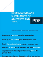 COMPARATIVES AND SUPERLATIVES OF ADJECTIVES AND ADVERBS