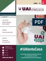Boletin institucional de Junio 2020