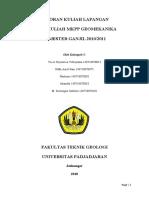 Laporan Kuliah Lapangan Geomekanik