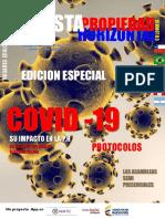 REVISTA PROPIEDAD HORIZONTAL SEPARATA CORONA VIRUS