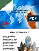 Marile ansambluri economice şi geopolitice ale lumii