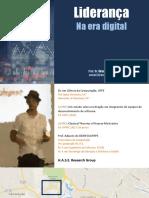 SEBRAE - Liderança na era digital