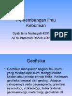 ppt  geofisika