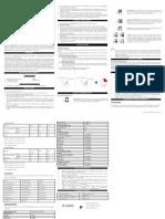 1110031460 Fastep COVID-19 IgG-IgM  英文说明书(黑白A4双面双胶)2页