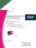 cotizacion PUBLICIDAD  ACUEDUCTO