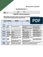 RÚBRICA_EVALUACIÓN_REDACCIÓN_PROYECTO 2020 (1) - PARCIAL (1)