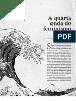 Revista CULT, 219. Dossiê A Quarta Onda do Feminismo(2016)
