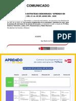 Comunicado 118 Unido Anexo Cronograma AP Junio 1a 5_compressed