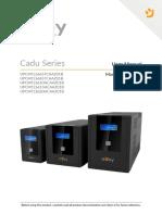 UPCMTLS665TCAAZ01B_Paper-printed-materials_[FOR VIEW] Cadu Series_User Manual