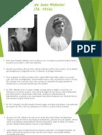 PPT Biografía de Jean Webster