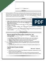 Resume 2 PowerBI(basic level)