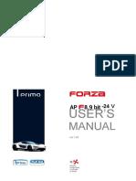 Esec Users Manual AP F8.9 Bit 24 v Rev1.0C