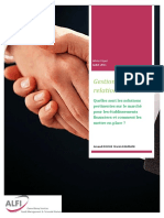 Gestion de la relation clients - Panomara des solutions