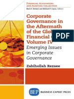 Corporate governance in the aftermath of the global financial crisis, Volume IV  Emerging Issues in Corporate Governance by Rezaee, Zabihollah (z-lib.org)