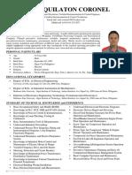Ariel Coronel CV.pdf