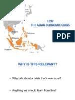 1997 Asian Eco Crisis