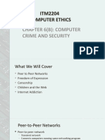 CHAPTER 6(B) COMPUTER CRIME AND PRIVACY