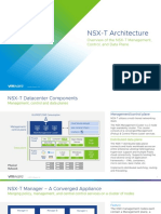 What is NSX-T Architecture