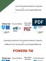 POWER8-TM