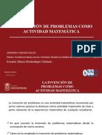 INVENCION DE PROBLEMAS