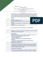 AGENDA DE SESION 01
