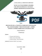 Proyeccion Social Entrega Final