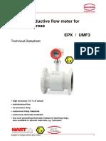 EPX-UMF3 Device Description
