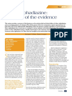 Silver Sulphadiazine a Review of the Evidence 1