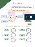 Guiìa 13 Matemaìtica - La Hora (1)