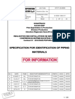 S-3000-1360-011_F-Specification for Identification of piping materials