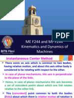 Velocity Analysis Using IC method 20 Feb 2020