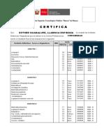 Certificado RLLAMOCA ESPINOZA 97-99-Contabilidad