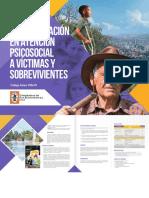 Especializacion en atencion psicosocial a victimas